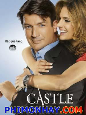 Nhà Văn Phá Án Phần 5 Castle Season 5.Diễn Viên: Nathan Fillion,Stana Katic,Susan Sullivan