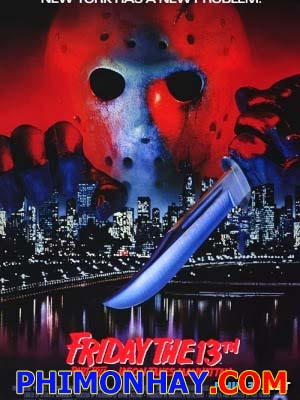 Thứ Sáu Ngày 13 Phần 8: Jason Tới Manhattan Friday The 13Th Part Viii: Jason Takes Manhattan.Diễn Viên: Jensen Daggett,Kane Hodder,Todd Caldecott,Tiffany Paulsen