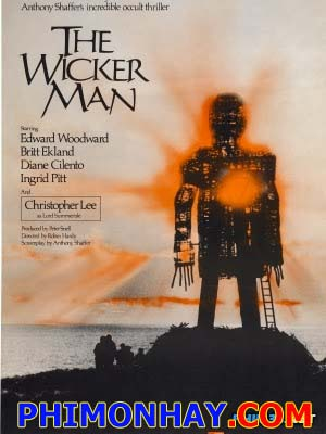Hình Nhân Liễu Gai - The Wicker Man