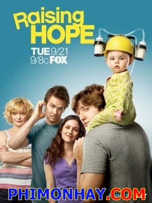 Gà Trống Nuôi Con 1 - Raising Hope 1