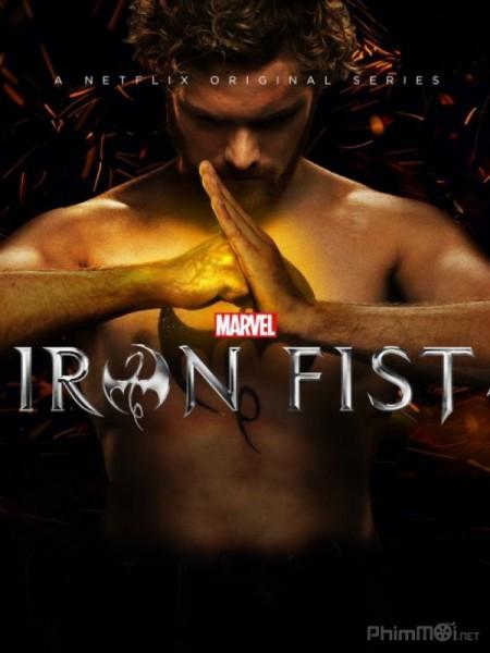 Tay Đấm Sắt Phần 1 Marvels Iron Fist Season 1.Diễn Viên: Trace Adkins,Kim Coates,Judd Nelson