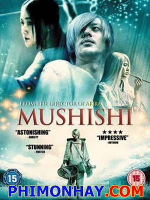 Trùng Sư: Aka Mushishi Mushi-Shi The Movie.Diễn Viên: Gekijouban Fairy Tail,The Phoenix Priestess