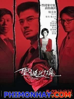 Hoa Hồng Giáng Sinh Christmas Rose.Diễn Viên: Aaron Kwok,Chen Chang,Gwei Lun Mei,Yu Xia