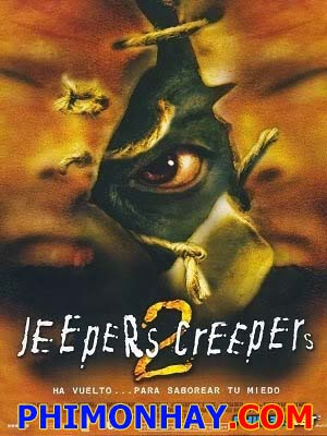 Kẻ Săn Thịt Người 2 - Jeepers Creepers Ii