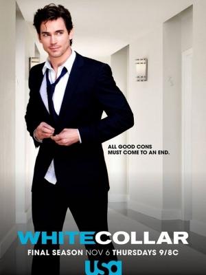 Cổ Cồn Trắng Phần 6 White Collar Season 6.Diễn Viên: Matt Bomer,Tim Dekay,Willie Garson