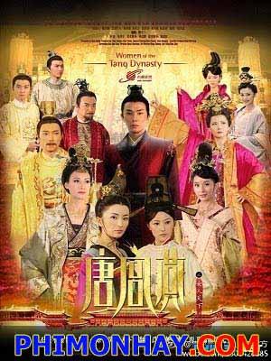 Đường Cung Yến - Women Of The Tang Dynasty