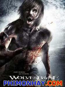 Huyền Thoại Ma Cà Rồng - Wolvesbayne