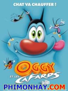 Oggy Et Les Cafards - Oggy Và Những Chú Gián Tinh Nghịch