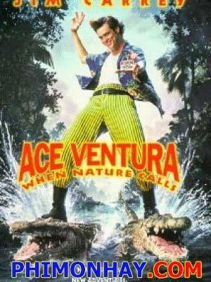 Điệp Vụ Dơi Trắng Ace Ventura: When Nature Calls.Diễn Viên: Jim Carrey,Ian Mcneice,Simon Callow
