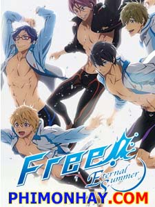 Free!: Eternal Summer - Iwatobi Swim Club 2, Free! 2Nd Season