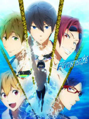 Free! Iwatobi Swim Club Eternal Summer