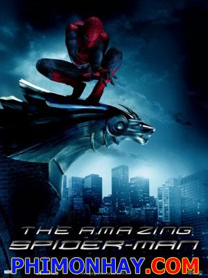 Siêu Nhện Tái Xuất The Amazing Spiderman.Diễn Viên: Andrew Garfield,Emma Stone Và Rhys Ifans