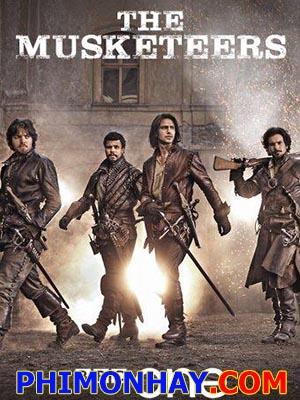 Ngự Lâm Quân Phần 1 - The Musketeers Season 1