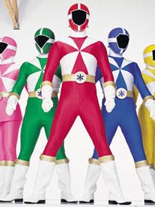 Power Rangers Lightspeed Rescue - Đội Cứu Hộ Tia Chớp: Siêu Nhân Quang Tốc