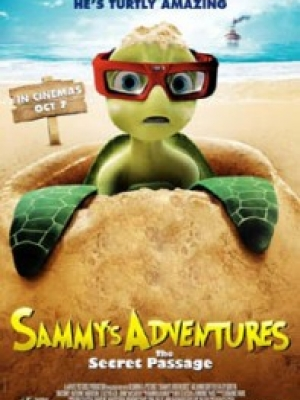Cuộc Phiêu Lưu Của Chú Rùa Sammy Sammys Adventures The Secret Passage.Diễn Viên: Isabelle Fuhrman,Melanie Griffith,Yuri Lowenthal