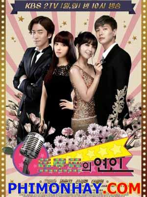 Người Tình Nhạc Trot Trot Lovers.Diễn Viên: Ji Hyun Woo,Jung Eun Ji,Shin Sung Rok,Lee Se Young,Kang Nam Gil,Yoo Eun Mi,Lee Yun Kyung,Yoon Joo