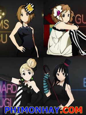 Keion, K-On! Season 1 けいおん!