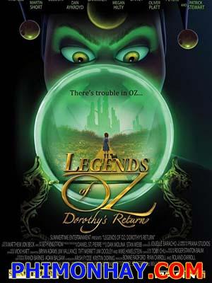 Phù Thủy Xứ Oz: Dorothys Trở Lại - Legends Of Oz: Dorothys Return