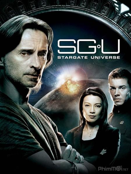 Cánh Cổng Vũ Trụ Phần 2 Sgu Stargate Universe Season 2.Diễn Viên: Jason Wong,Asen Asenov,Daniel Coetzer