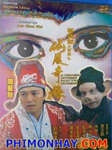 Tân Tây Du Kí 2 - A Chinese Odyssey Part Two Cinderella Thuyết Minh (1995)