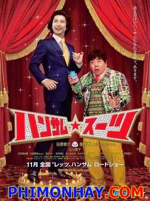 Chiếc Áo Biến Hình The Handsome Suit.Diễn Viên: Shôsuke Tanihara,Muga Tsukaji,Keiko Kitagawa,Mayumi Sada