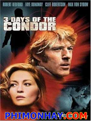 Ba Ngày Của Chim Ưng - Three Days Of The Condor