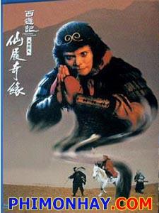 Tân Tây Du Kí 1 - A Chinese Odyssey: Pandoras Box Thuyết Minh (1994)