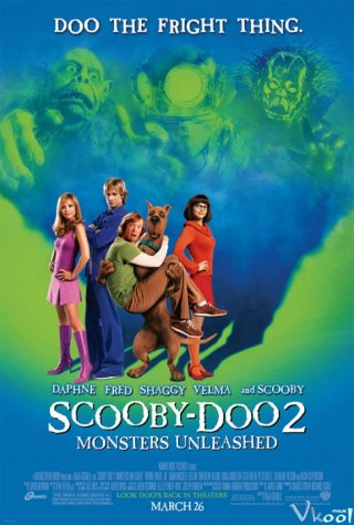 Quái Vật Sổng Chuồng Scooby-Doo 2: Monsters Unleashed.Diễn Viên: Freddie Prinze Jr,Sarah Michelle Gellar