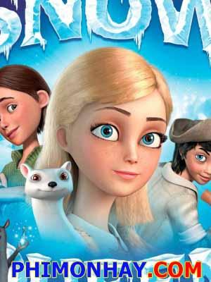 Nữ Hoàng Tuyết Snow Queen.Diễn Viên: Anna Shurochkina,Ivan Okhlobystin,Galina Tyunina