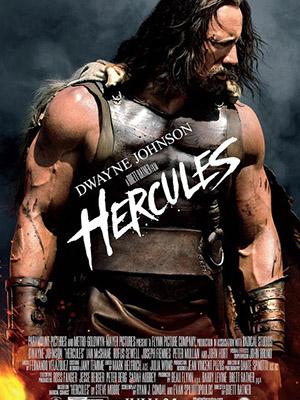 Vị Thần Sức Mạnh Hercules Hercules.Diễn Viên: Dwayne Johnson,John Hurt,Ian Mcshane