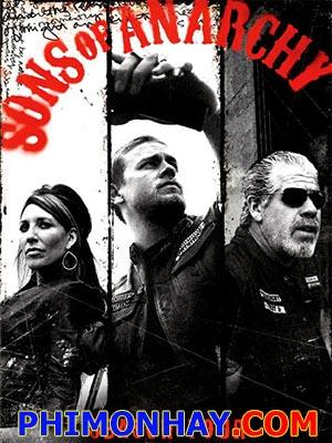 Giang Hồ Đẫm Máu Phần 4 - Sons Of Anarchy Season 4