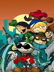 Codename Kids Next Door.Diễn Viên: Tim Robbins,Samantha Morton,Om Puri