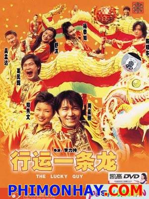 Hoàng Tử Bánh Trứng  The Lucky Guy.Diễn Viên: Châu Tinh Trì,Ngô Thiên Mạn,Eric Kot,Daniel Chan,Sammi Cheng