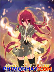 Shakugan No Shana 3 - Shana Of The Burning Eyes