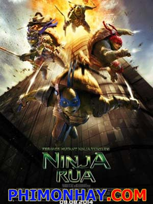 Ninja Rùa Teenage Mutant Ninja Turtles.Diễn Viên: Megan Fox,Will Arnett,William Fichtner