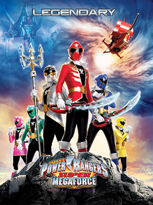 Power Rangers Super Megaforce - Siêu Nhân Megaforce