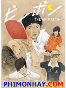 Ping Pong The Animation - ピンポン The Animation