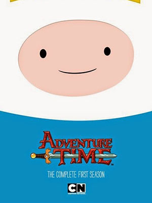 Adventure Time Season 1 - Finn & Jake