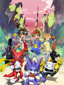 Digimon Adventure Ss7: Digimon Xros Wars - Toki Wo Kakeru Shounen Hunter Tachi