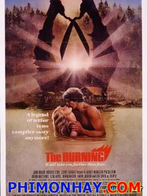 Vụ Nướng Cháy The Burning.Diễn Viên: Brian Matthews,Leah Ayres,Brian Backer,Larry Joshua