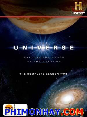 Vũ Trụ 2 The Universe 2.Diễn Viên: Erik Thompson,Alex Filippenko,Laura Danly