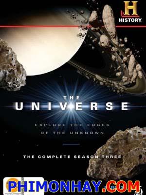 Vũ Trụ 3 The Universe 3.Diễn Viên: Erik Thompson,Alex Filippenko,Laura Danly
