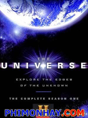 Vũ Trụ 1 The Universe 1.Diễn Viên: Erik Thompson,Alex Filippenko,Laura Danly