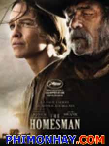Chuyến Đi Bão Táp The Homesman.Diễn Viên: Tommy Lee Jones,Hilary Swank,Grace Gummer
