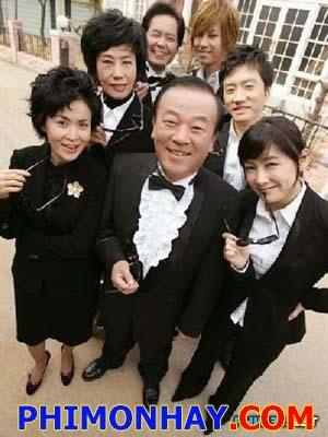 Dịch Vụ Gia Đình Bad Family.Diễn Viên: Kim Myung Min,Nam Sang Mi,Yim Hyun Sik,Yeo Woon Kye