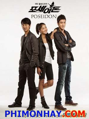 Cảnh Sát Biển Poseidon.Diễn Viên: Choi Siwon,Lee Shi Young,Lee Sung Jae,Han Jung Soo