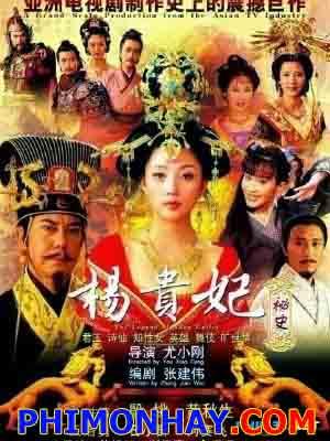 Dương Quý Phi Bí Sử The Legend Of Yang Guifei.Diễn Viên: Huỳnh Thu Sinh,Ân Đào,Diệp Tuyền