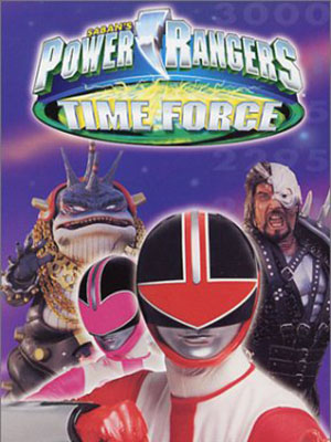 Power Rangers Time Force Siêu Nhân Thời Gian.Diễn Viên: Julie Harris,Claire Bloom,Richard Johnson