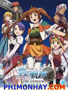 Eiyuu Densetsu: Sora No Kiseki Legend Of The Heroes: Trails In The Sky.Diễn Viên: Gedi Kazansky