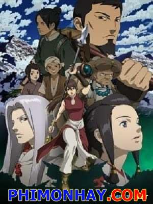 Lãng Khách - Seirei No Moribito